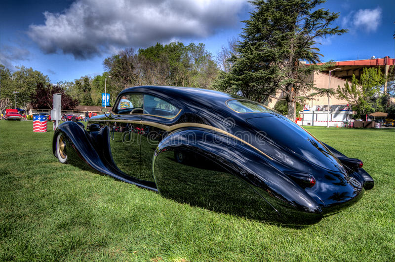 Car Show Pleasanton Ca 2014 de Goodguys fotos de stock