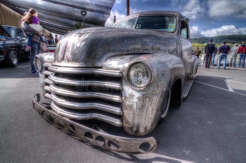Car Show Pleasanton Ca 2014 de Goodguys imagem de stock