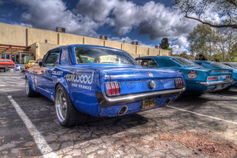 Car Show Pleasanton Ca 2014 de Goodguys imagem de stock royalty free