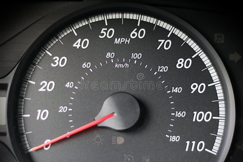car speedometer stock photo image of dash gauge. Black Bedroom Furniture Sets. Home Design Ideas