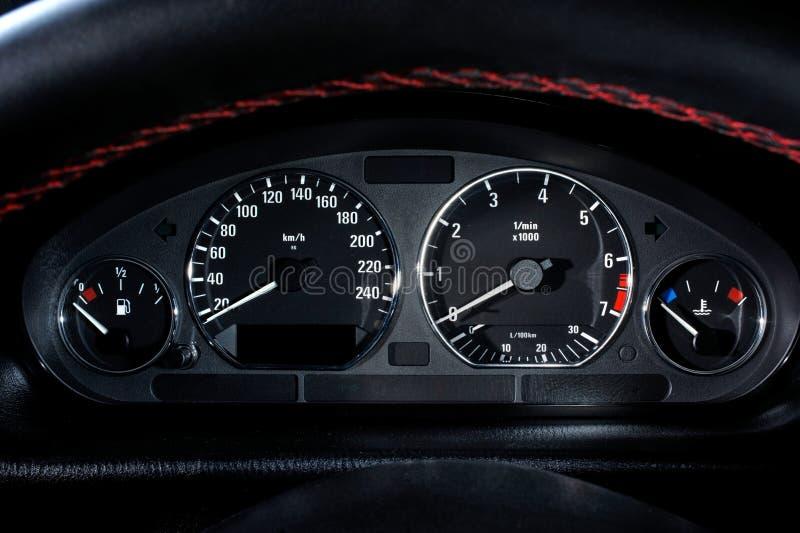 Download Car Speedometer Panel Stock Photo - Image: 39803962