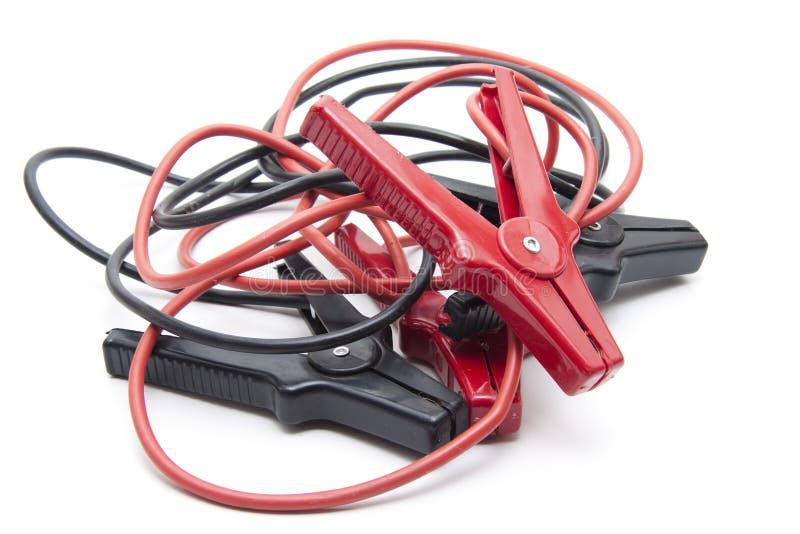 Download Car Starter cable stock photo. Image of plus, black, deficit - 21105334