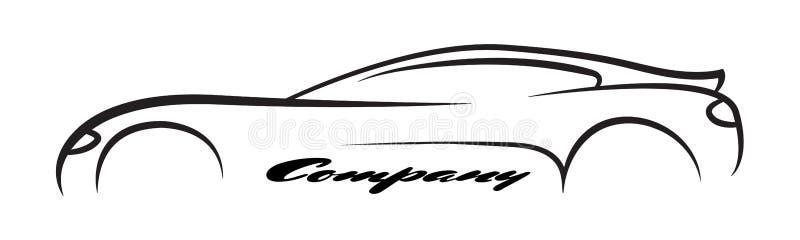 Car Symbols Silhouette Auto Company Dealer Vehicle Logo Vector Icon