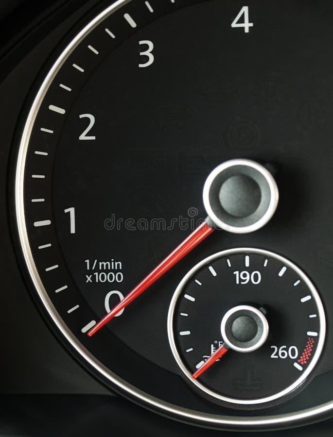 Free Car Tachometer Stock Image - 13575581