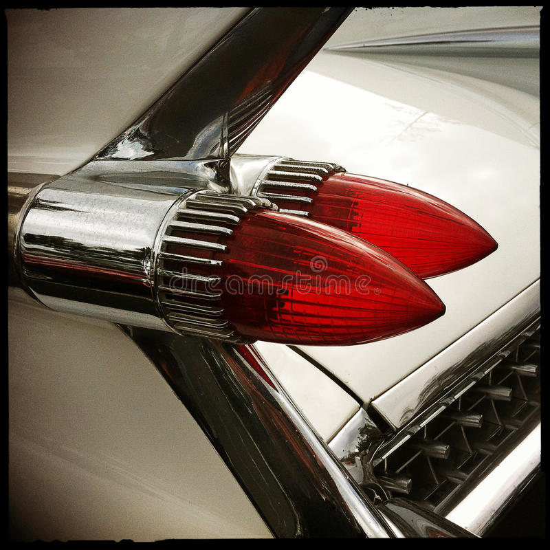 Car Tailights royalty free stock photography