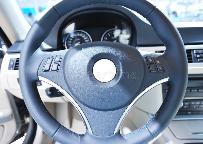 Car Teering Wheel Royalty Free Stock Photography