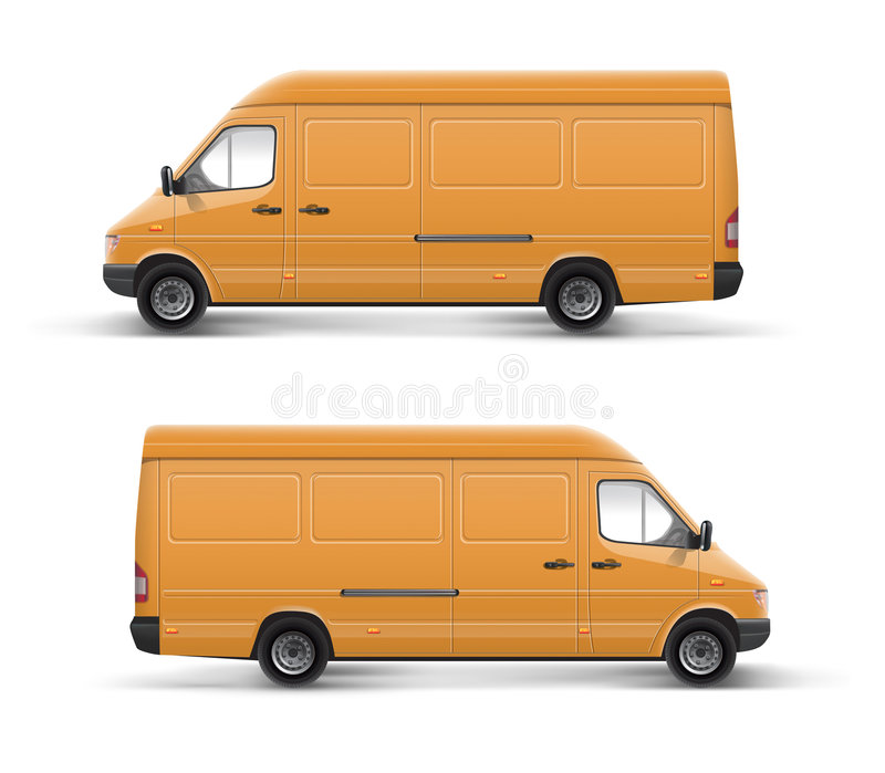 Car template stock photos