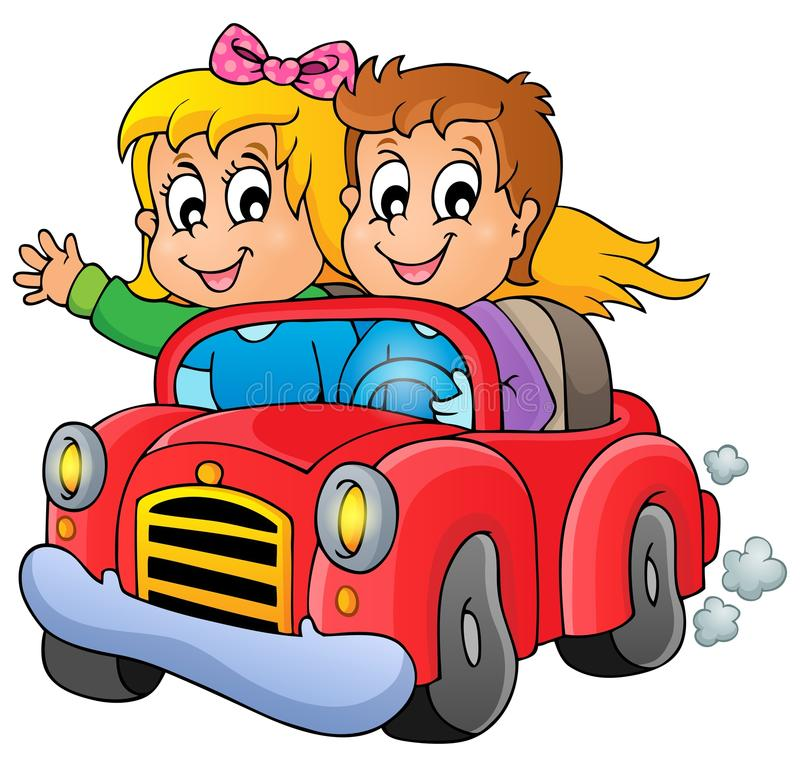 Car theme image 1. Eps10 vector illustration vector illustration