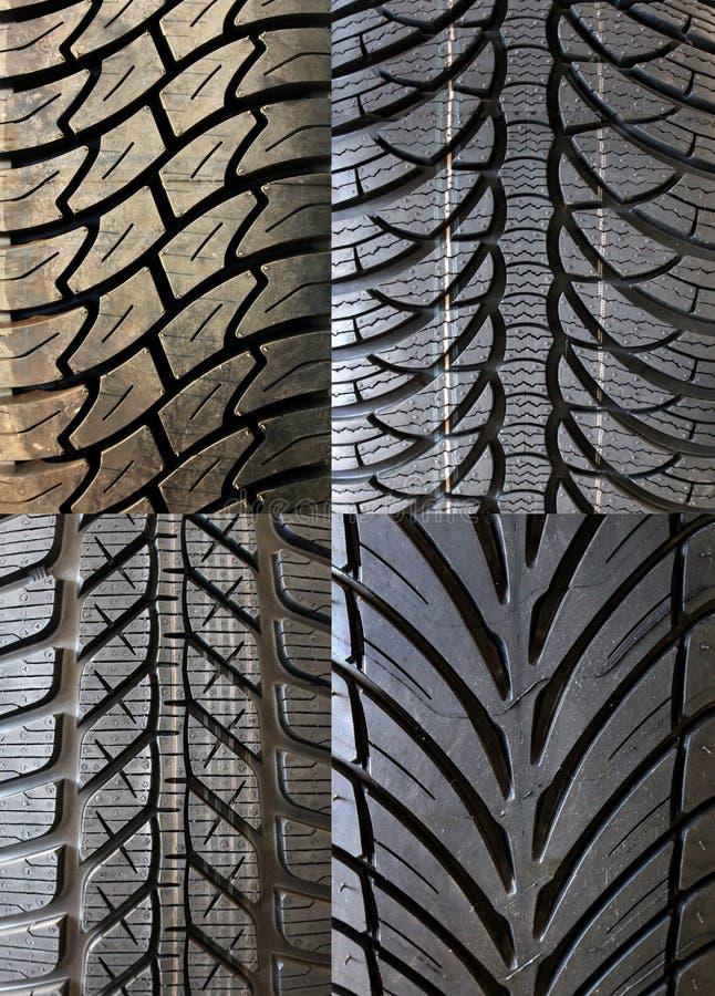 Download Car tire stock photo. Image of macro, texture, profile - 22333848