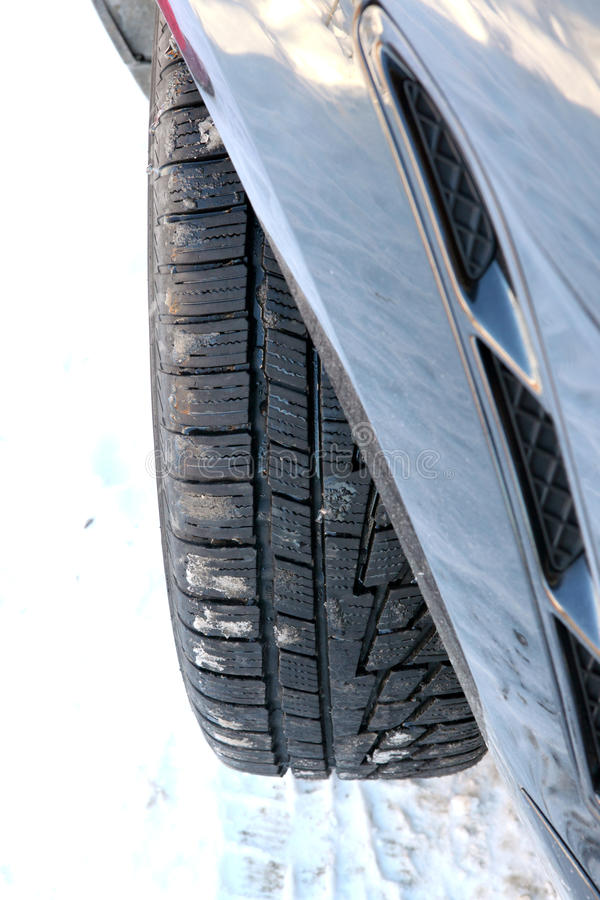 Download Car Tire Royalty Free Stock Image - Image: 23694276