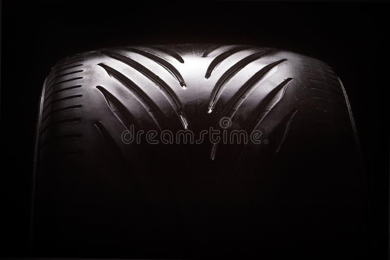 Car Tire stock photography