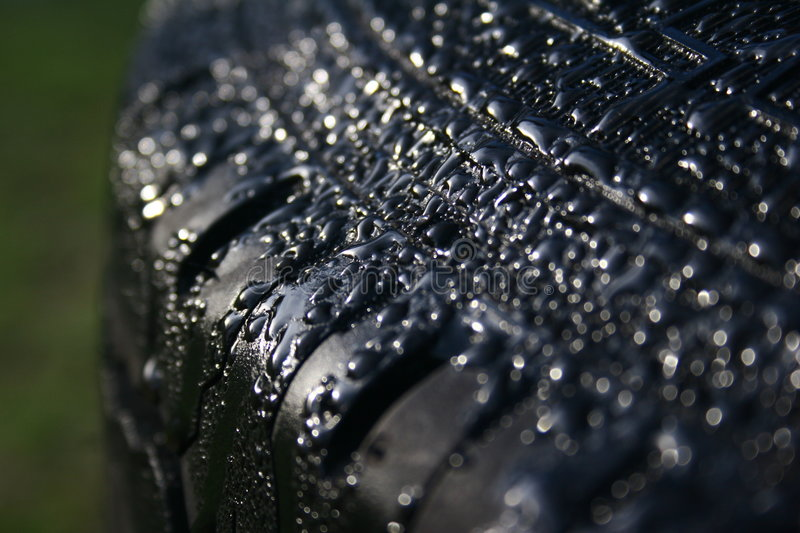 Download Car Tire Stock Photo - Image: 753250