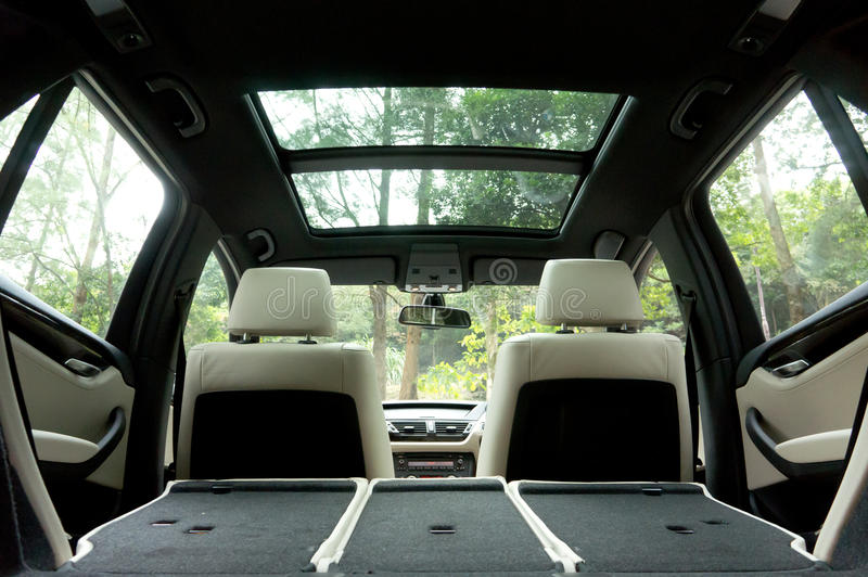 Download Car trunk inside stock image. Image of automobile, business - 39235473