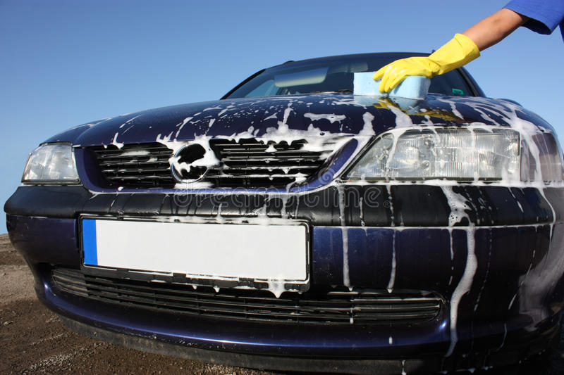 Download Car wash stock photo. Image of clean, rubber, object - 11054872