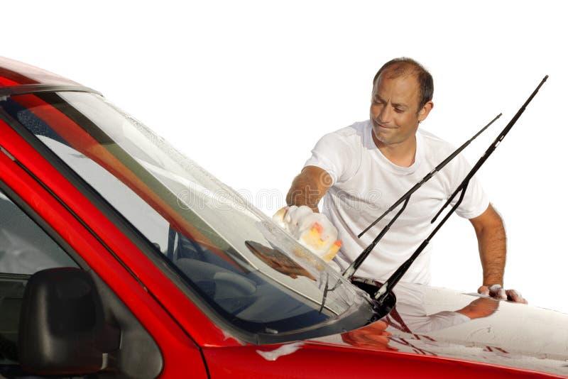 Car-wash imagem de stock