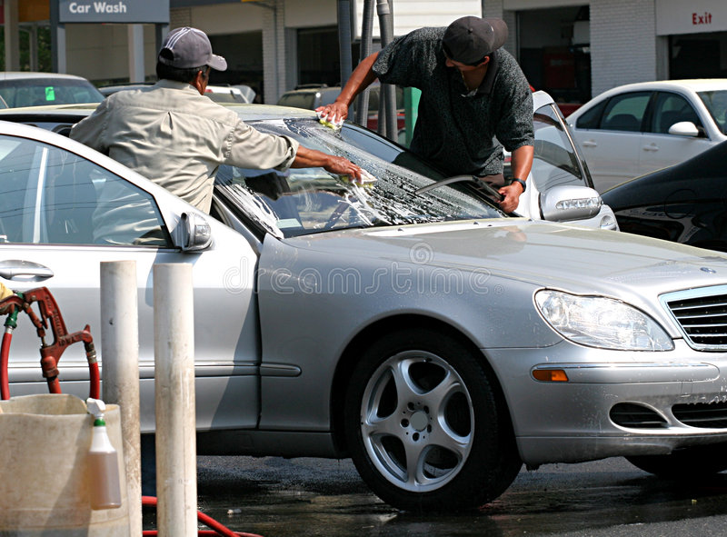Download Car Wash stock photo. Image of wash, soap, auto, clean - 2333898