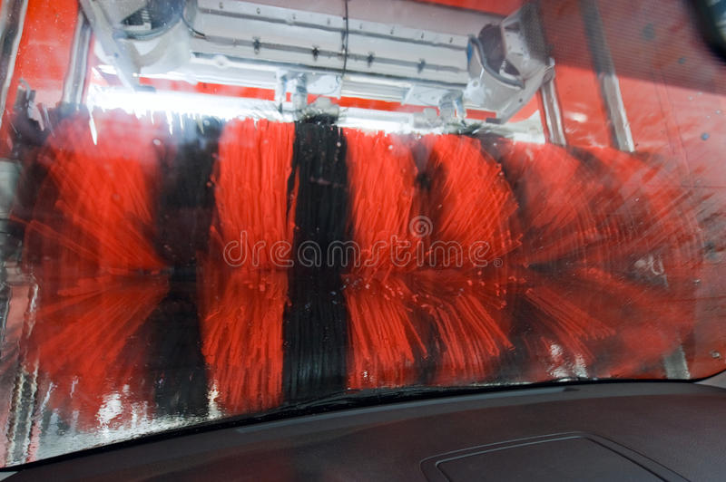 Download Car  wash stock photo. Image of blurry, automobile, colorful - 26476524