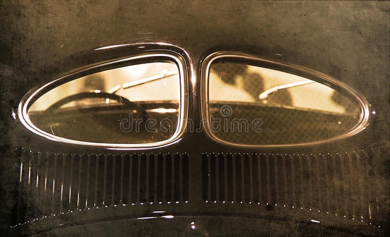 Car Window Royalty Free Stock Images