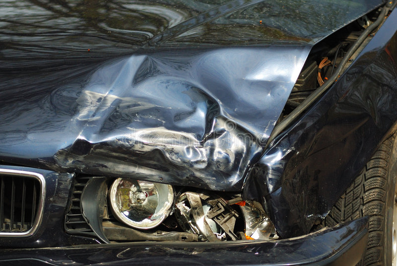 Download Car Wreck Royalty Free Stock Photos - Image: 7961398