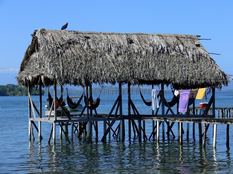 Caraïbische droomoverzees stock foto's