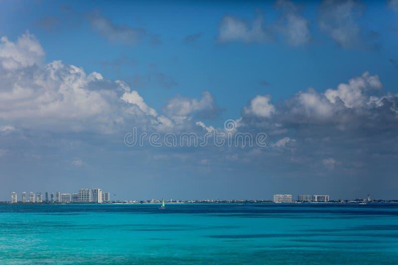 Caraïbische overzees royalty-vrije stock foto