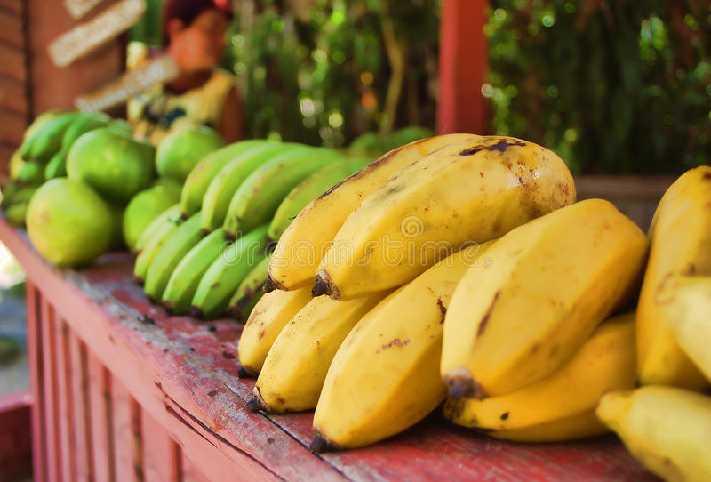 Caraïbische vruchten royalty-vrije stock fotografie
