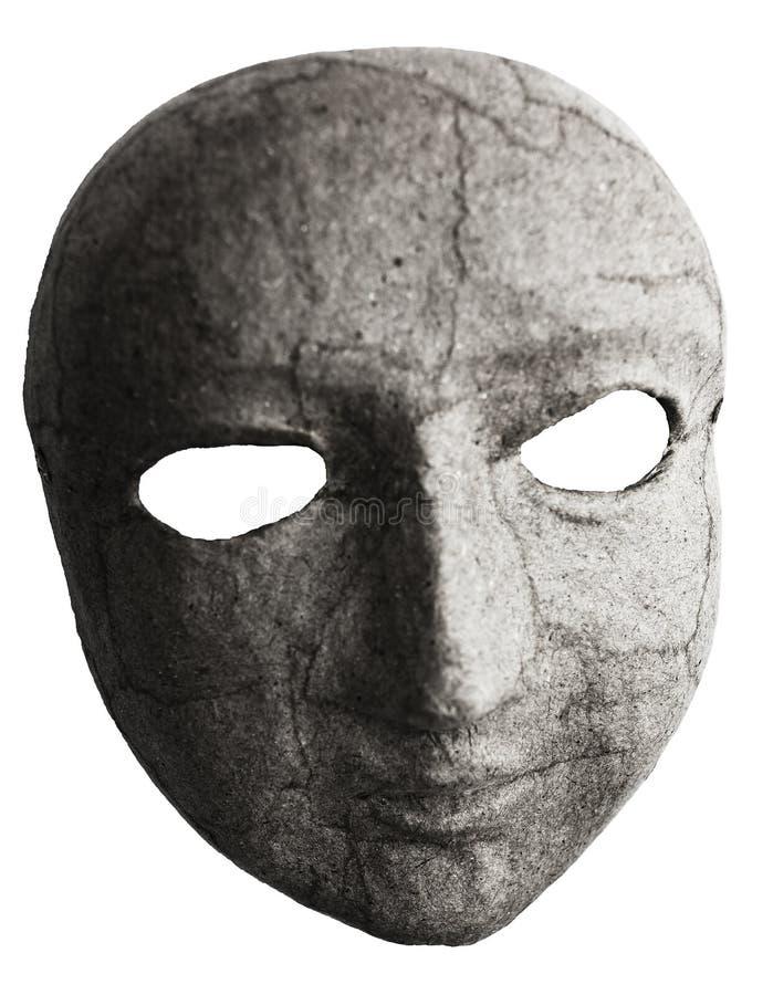Cara De La Máscara Foto de archivo libre de regalías