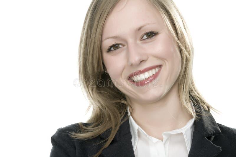 Cara de la mujer joven fotografía de archivo libre de regalías