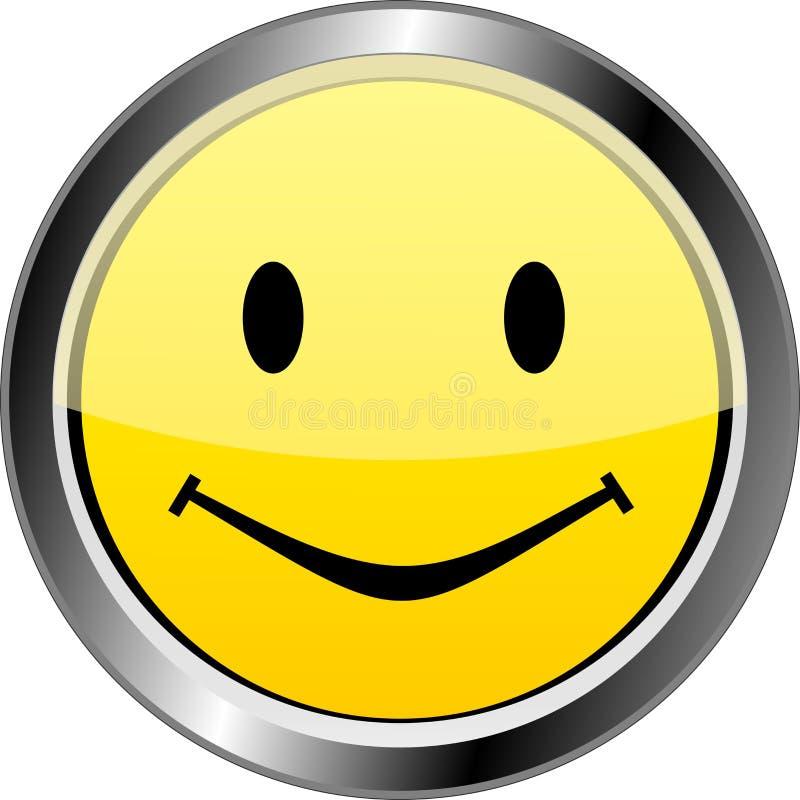 Cara de la sonrisa libre illustration