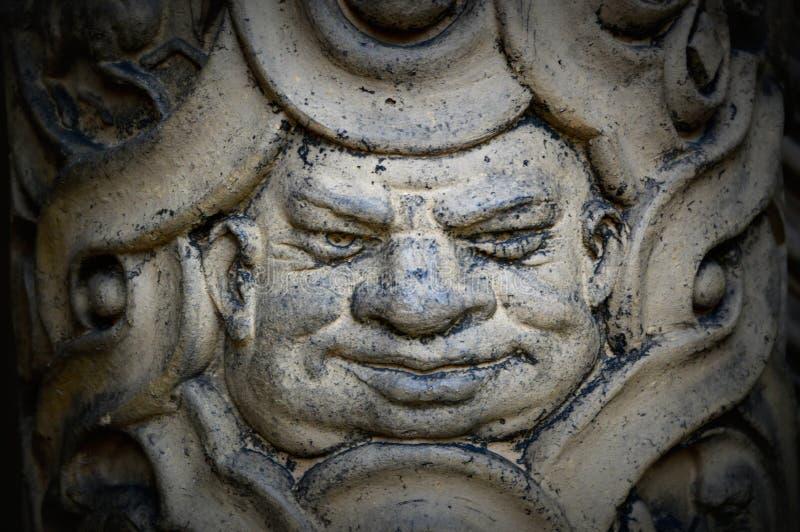 Cara de un hombre imagen de archivo libre de regalías