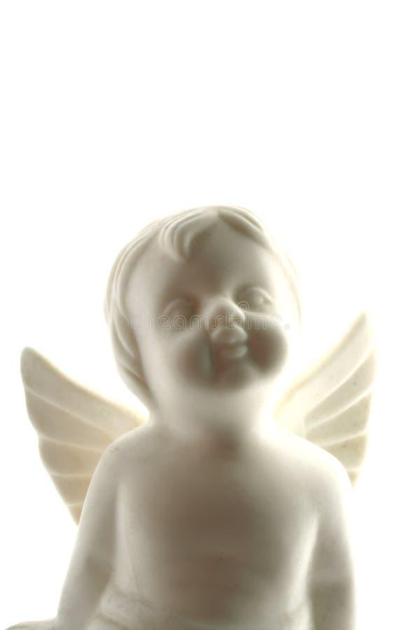 Cara del ángel fotos de archivo libres de regalías