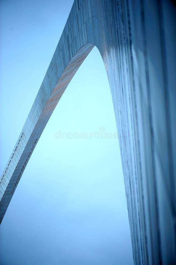 Cara del arco del Gateway foto de archivo libre de regalías