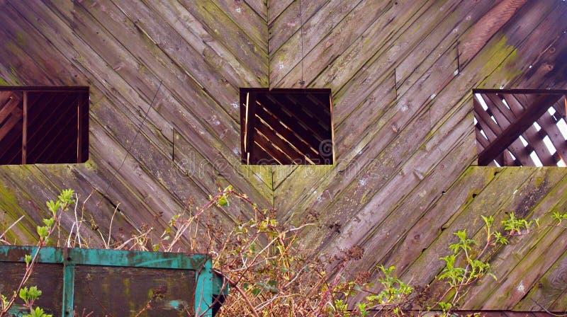 Cara del granero foto de archivo libre de regalías
