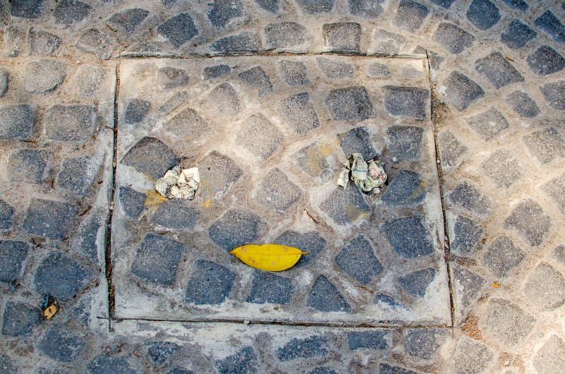 Cara en la calle imagenes de archivo
