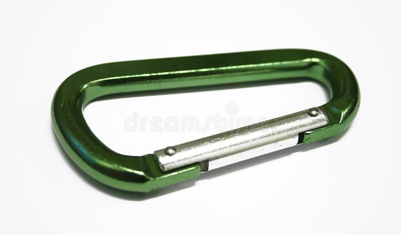 Carabiner royalty-vrije stock foto's