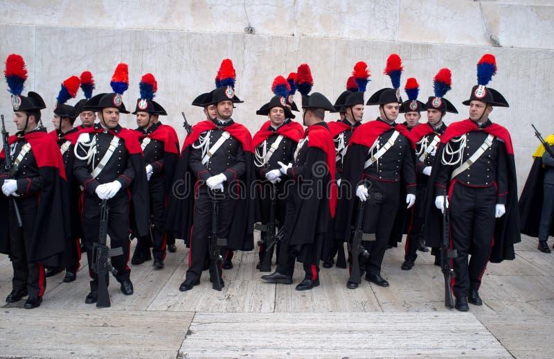 Download Carabinieri Parade In Rome Editorial Photography - Image: 28794012
