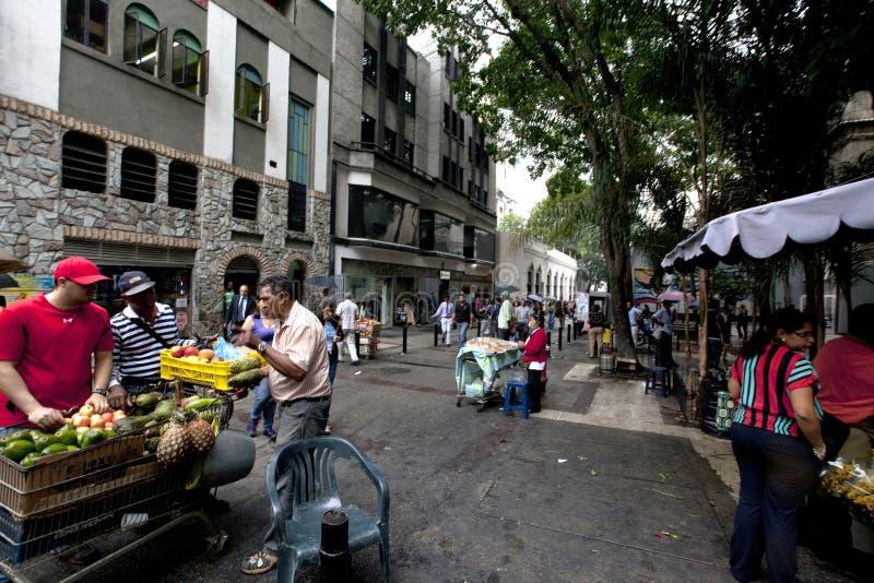 caracas Венесуэла стоковое изображение