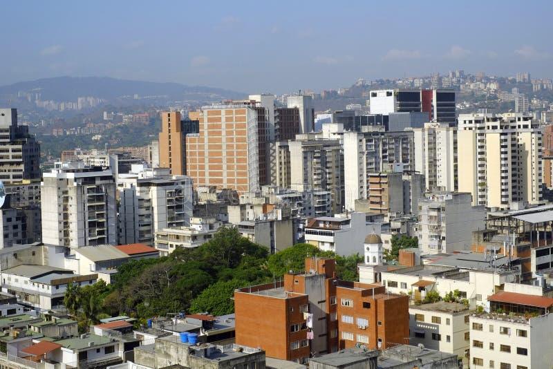 Caracas Venezuela fotografia de stock royalty free