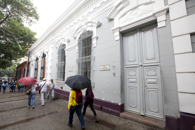Download Caracas Venezuela foto de archivo editorial. Imagen de residencial - 42438723