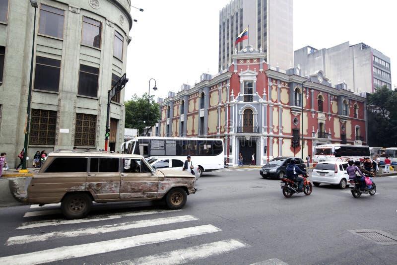 Download Caracas Venezuela foto editorial. Imagen de edificio - 42438991