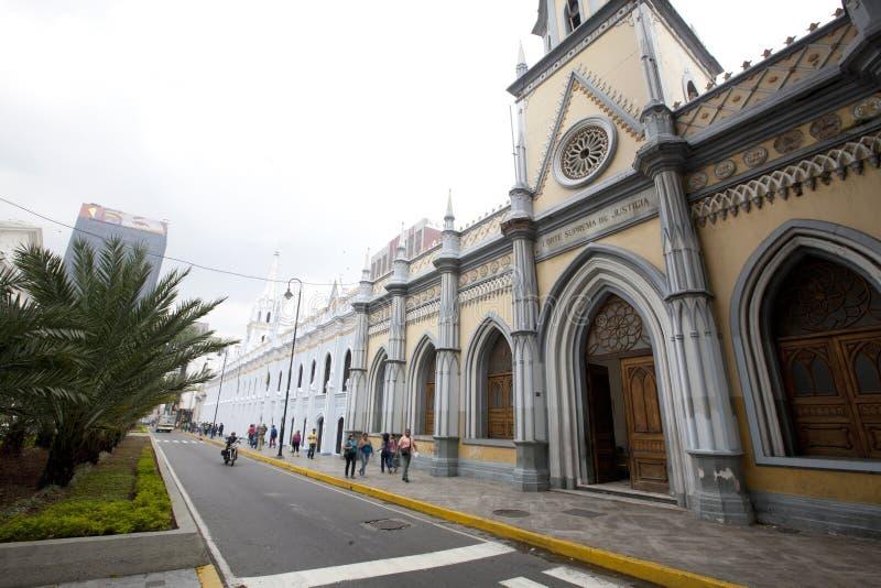 Caracas Venezuela immagini stock