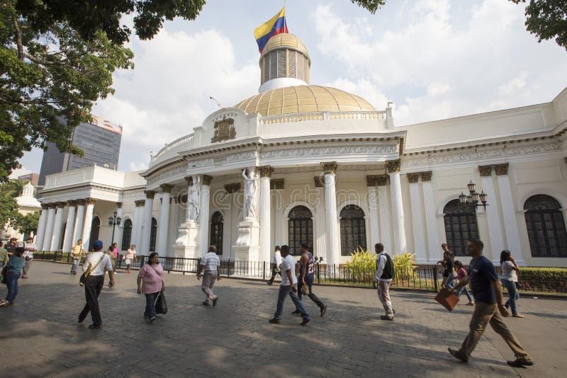 Caracas Venezuela immagine stock