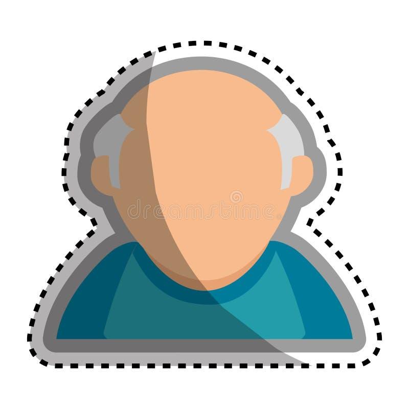 Download Caractère Première Génération Mignon D'avatar Illustration de Vecteur - Illustration du amour, père: 87704807