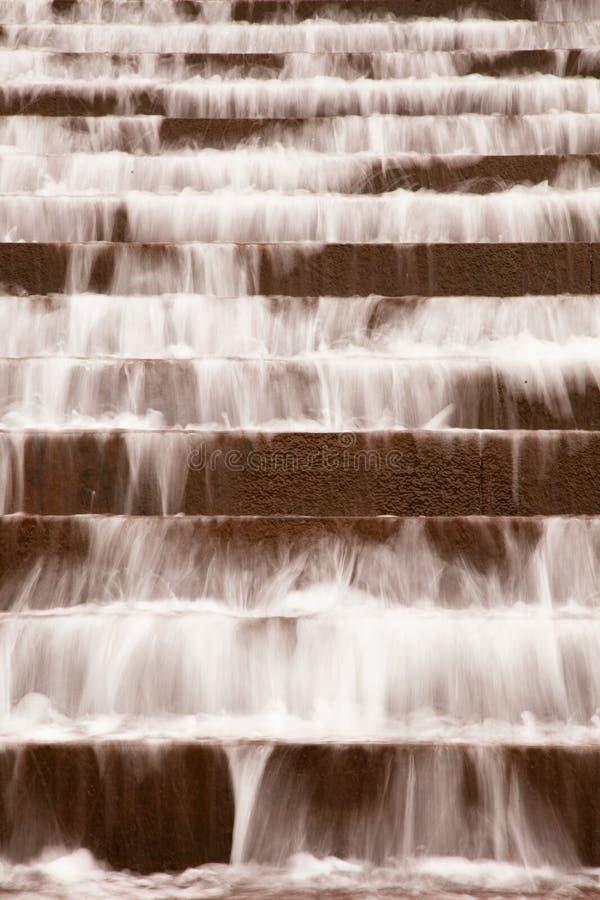 Caractéristique de l'eau photographie stock libre de droits