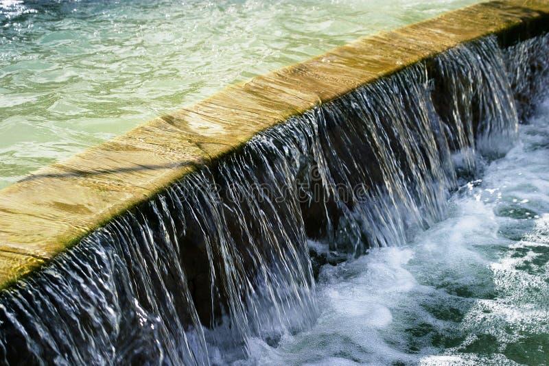 Caractéristique de l'eau image libre de droits