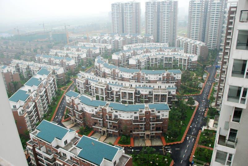 Característica en Chengdu, China imagen de archivo libre de regalías