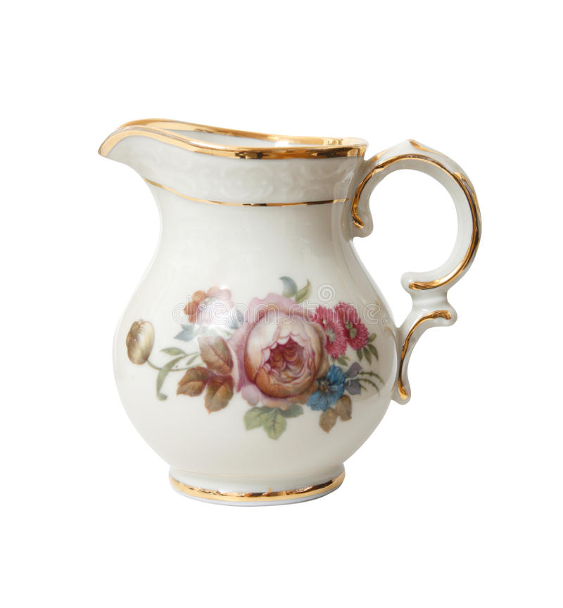 Download Carafe stock photo. Image of british, isolated, porcelain - 17564334