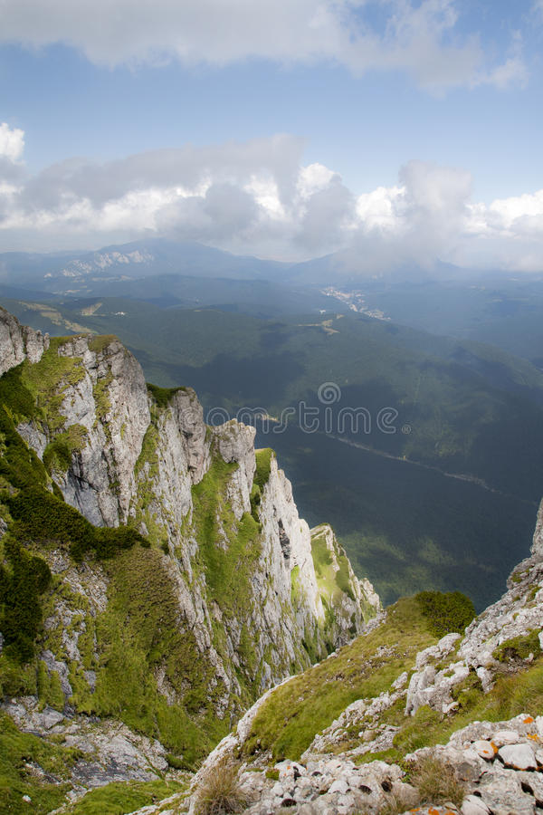 Download Caraiman Mountains View Stock Photo - Image: 20867950