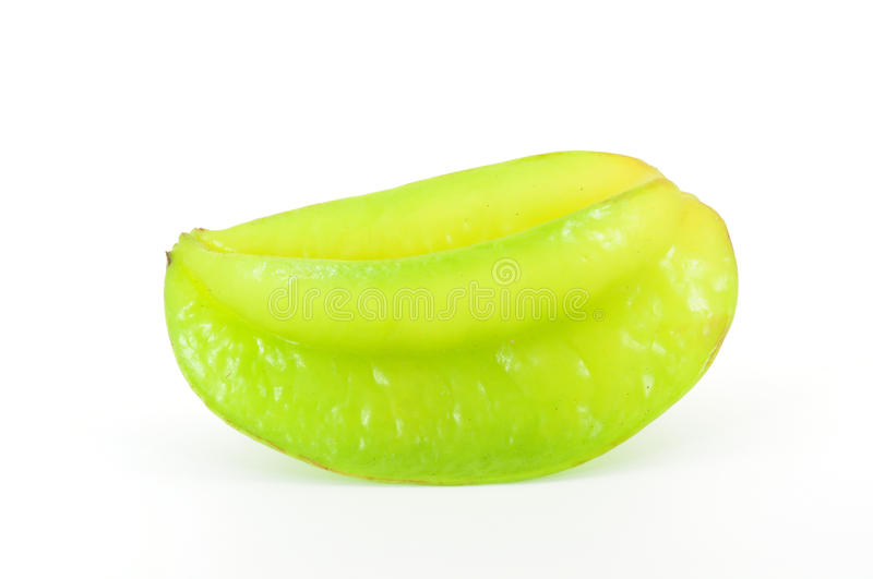 Carambola Side Stock Photo