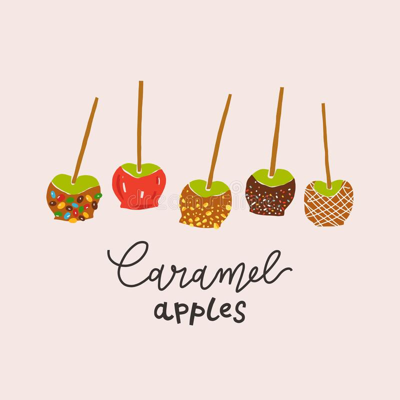 Candy Apples Stock Illustrations 439 Candy Apples Stock Illustrations Vectors Clipart Dreamstime